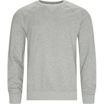 Rouen Crewneck Sweatshirt Regular fit | Rouen Crewneck Sweatshirt | Grå